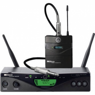 Радиосистема инструментальная AKG WMS470 INSTR SET BD7 (500-531)
